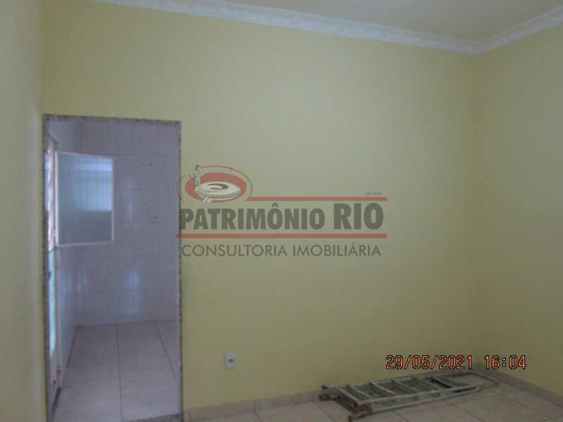 IMG_2602 - Espetacular Casa Linear(Terreno 300m²) 2 quartos, 5vagas garagem - Vigário Geral (Próximo Praça Dois) - PACA20613 - 23