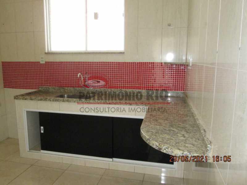 IMG_2603 - Espetacular Casa Linear(Terreno 300m²) 2 quartos, 5vagas garagem - Vigário Geral (Próximo Praça Dois) - PACA20613 - 24