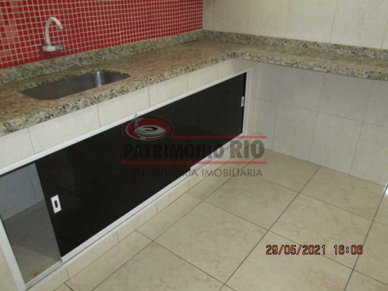 IMG_2606 - Espetacular Casa Linear(Terreno 300m²) 2 quartos, 5vagas garagem - Vigário Geral (Próximo Praça Dois) - PACA20613 - 25