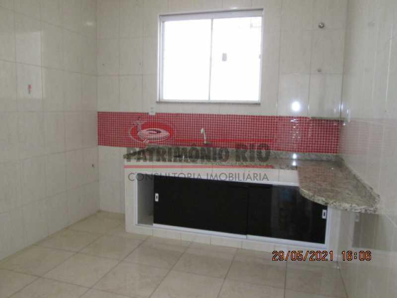IMG_2608 - Espetacular Casa Linear(Terreno 300m²) 2 quartos, 5vagas garagem - Vigário Geral (Próximo Praça Dois) - PACA20613 - 26