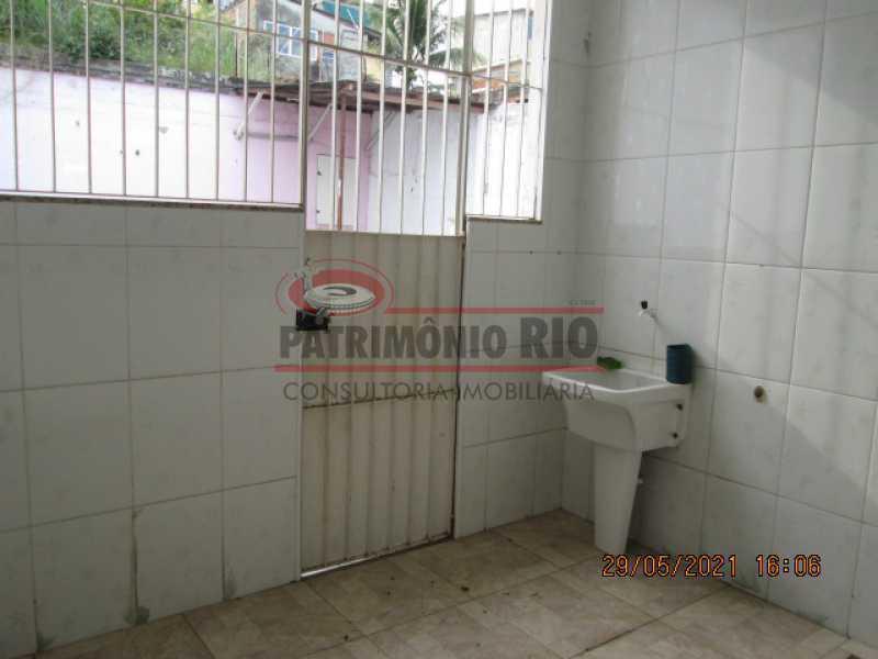 IMG_2611 - Espetacular Casa Linear(Terreno 300m²) 2 quartos, 5vagas garagem - Vigário Geral (Próximo Praça Dois) - PACA20613 - 27