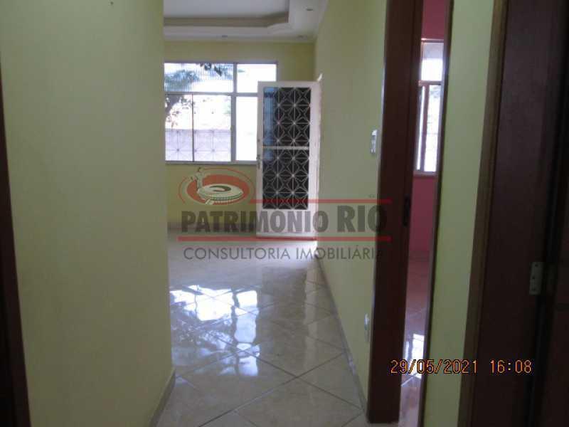IMG_2612 - Espetacular Casa Linear(Terreno 300m²) 2 quartos, 5vagas garagem - Vigário Geral (Próximo Praça Dois) - PACA20613 - 13