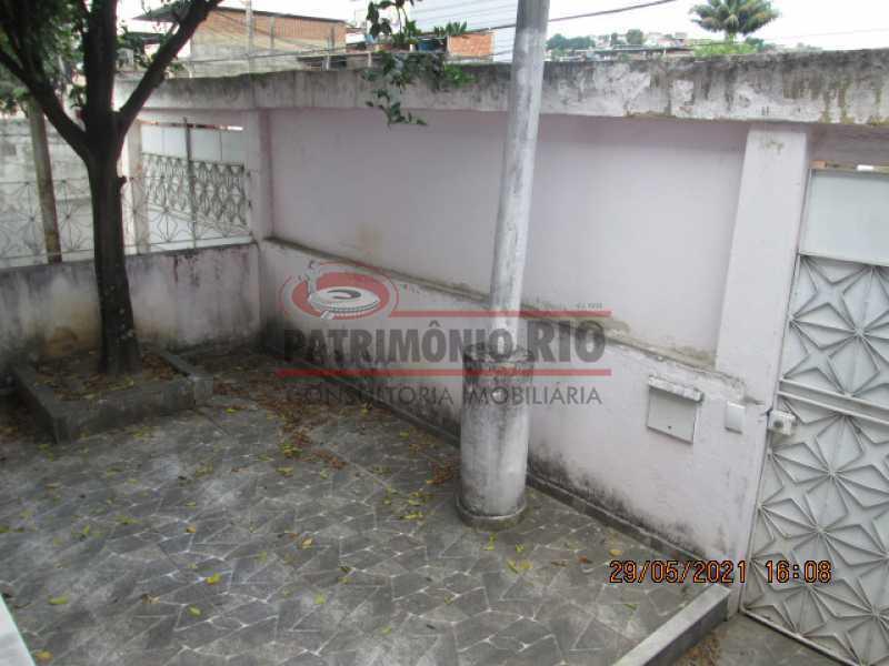 IMG_2615 - Espetacular Casa Linear(Terreno 300m²) 2 quartos, 5vagas garagem - Vigário Geral (Próximo Praça Dois) - PACA20613 - 3