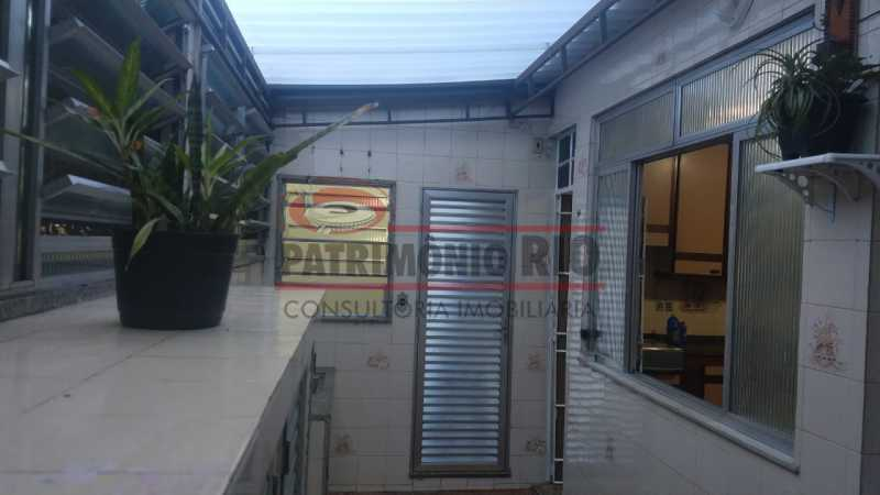 WhatsApp Image 2021-06-01 at 0 - Excelente Apartamento tipo Casa Oswaldo Cruz - PAAP24424 - 29