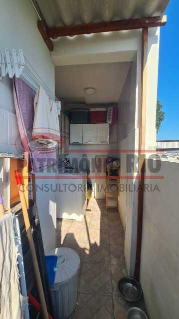 WhatsApp Image 2021-06-04 at 0 - Casa 2quartos de Olho no Preço. - PACV20119 - 20