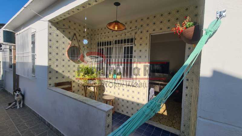 WhatsApp Image 2021-06-04 at 0 - Casa 2quartos de Olho no Preço. - PACV20119 - 1