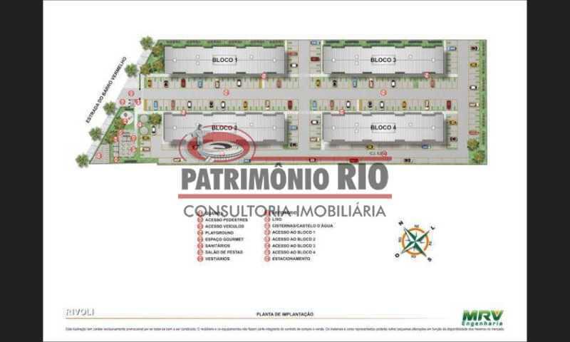 10082_G1603213738 - Rocha Miranda - Apartamento 2quartos - 1vaga - PAAP24433 - 20