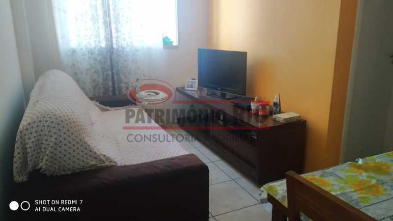 IMG-20210605-WA0037 - Rocha Miranda - Apartamento 2quartos - 1vaga - PAAP24433 - 4