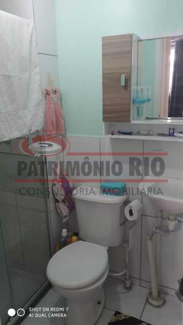 IMG-20210605-WA0041 - Rocha Miranda - Apartamento 2quartos - 1vaga - PAAP24433 - 10