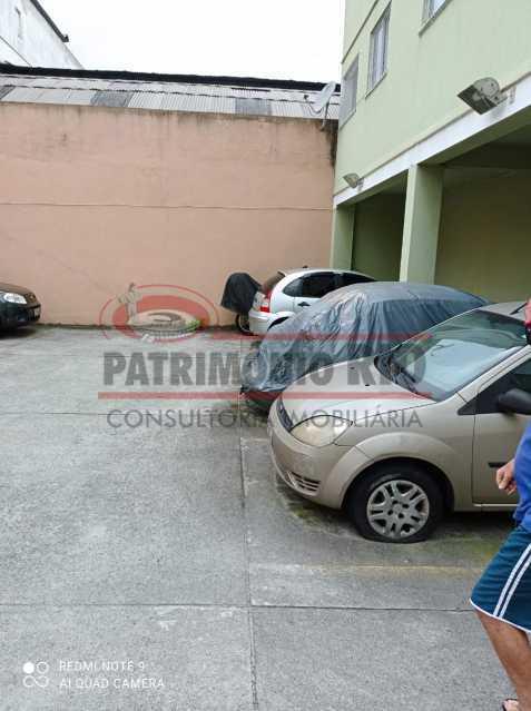 2 - Apartamento 2 quartos à venda Cascadura, Rio de Janeiro - R$ 220.000 - PAAP24435 - 28