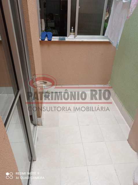 6 - Apartamento 2 quartos à venda Cascadura, Rio de Janeiro - R$ 220.000 - PAAP24435 - 17