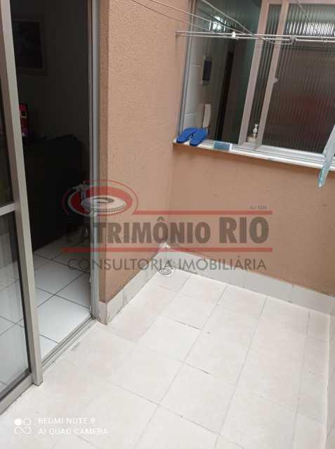 7 - Apartamento 2 quartos à venda Cascadura, Rio de Janeiro - R$ 220.000 - PAAP24435 - 16