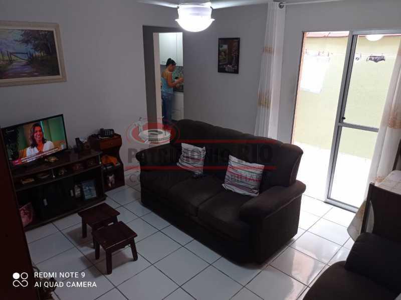 24 - Apartamento 2 quartos à venda Cascadura, Rio de Janeiro - R$ 220.000 - PAAP24435 - 3