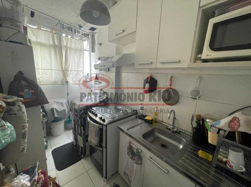 0a169674-46be-4bd1-9af5-5c5821 - Condomínio Morada Carioca. Excelente apartamento 2quartos com Vaga. - PAAP24436 - 13