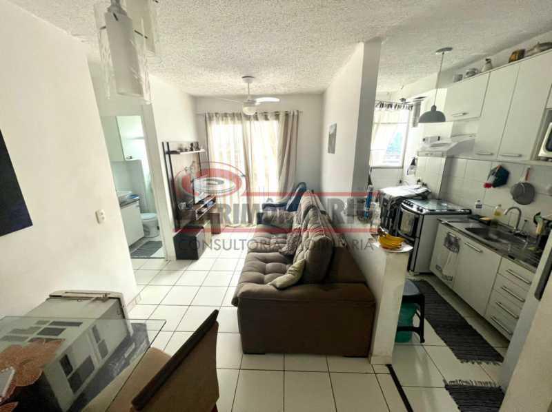 1fb9c0b1-8df4-4771-8e8b-3c57c5 - Condomínio Morada Carioca. Excelente apartamento 2quartos com Vaga. - PAAP24436 - 5