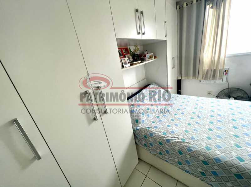 2cbff5f8-9210-4a9e-bf0f-b04e55 - Condomínio Morada Carioca. Excelente apartamento 2quartos com Vaga. - PAAP24436 - 8