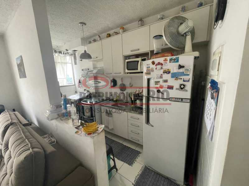 3ae419b9-bb57-47ca-a369-cb7882 - Condomínio Morada Carioca. Excelente apartamento 2quartos com Vaga. - PAAP24436 - 14