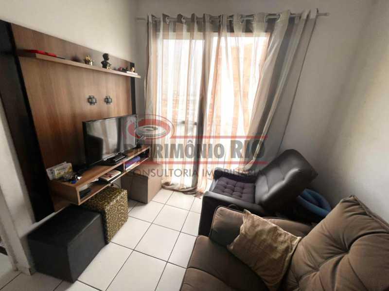 37eb1a47-81de-4569-9a9b-11381f - Condomínio Morada Carioca. Excelente apartamento 2quartos com Vaga. - PAAP24436 - 4