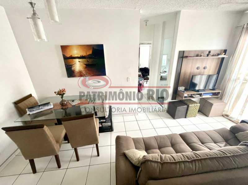 58efcf28-c91a-4c52-9b0e-7ca0bd - Condomínio Morada Carioca. Excelente apartamento 2quartos com Vaga. - PAAP24436 - 3