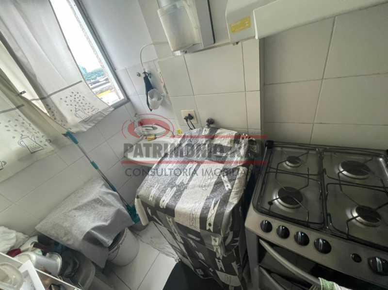 2712dd1d-d420-4563-b54a-a62ee3 - Condomínio Morada Carioca. Excelente apartamento 2quartos com Vaga. - PAAP24436 - 16