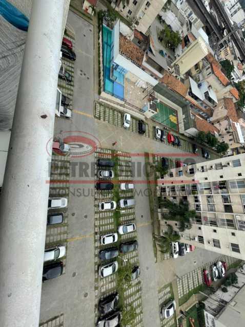 17605878-99c7-4c0f-bf64-597456 - Condomínio Morada Carioca. Excelente apartamento 2quartos com Vaga. - PAAP24436 - 18