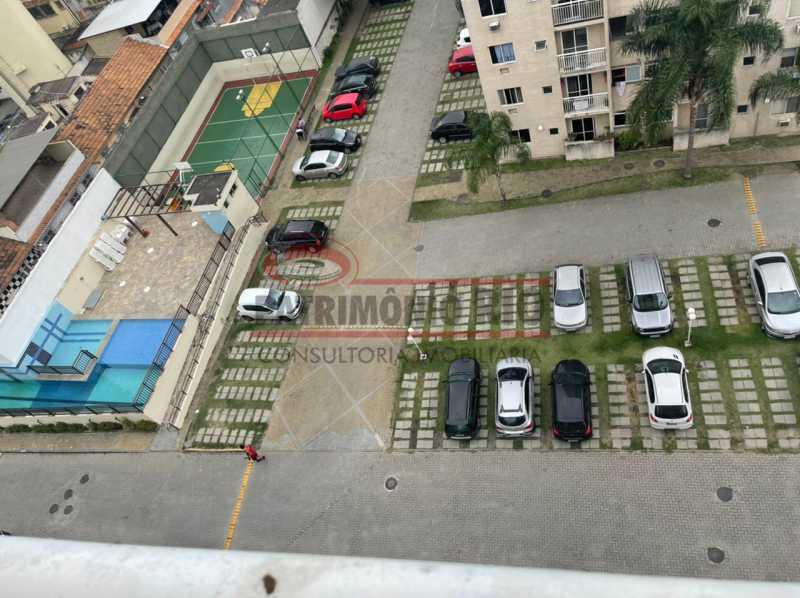 e051835a-4338-4845-bfb9-5b8511 - Condomínio Morada Carioca. Excelente apartamento 2quartos com Vaga. - PAAP24436 - 17