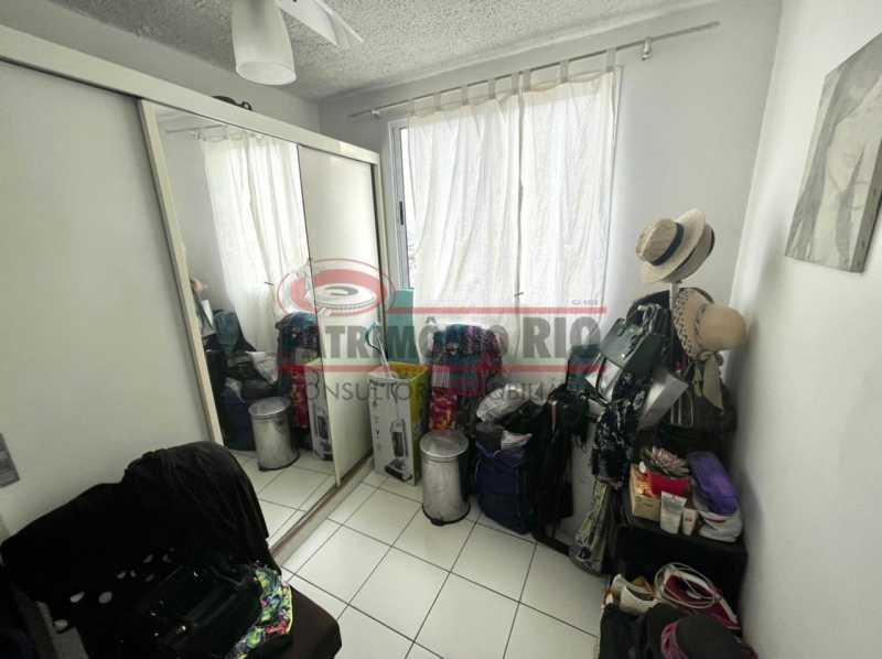 edee9ee6-c888-4745-bd0f-5391a0 - Condomínio Morada Carioca. Excelente apartamento 2quartos com Vaga. - PAAP24436 - 10