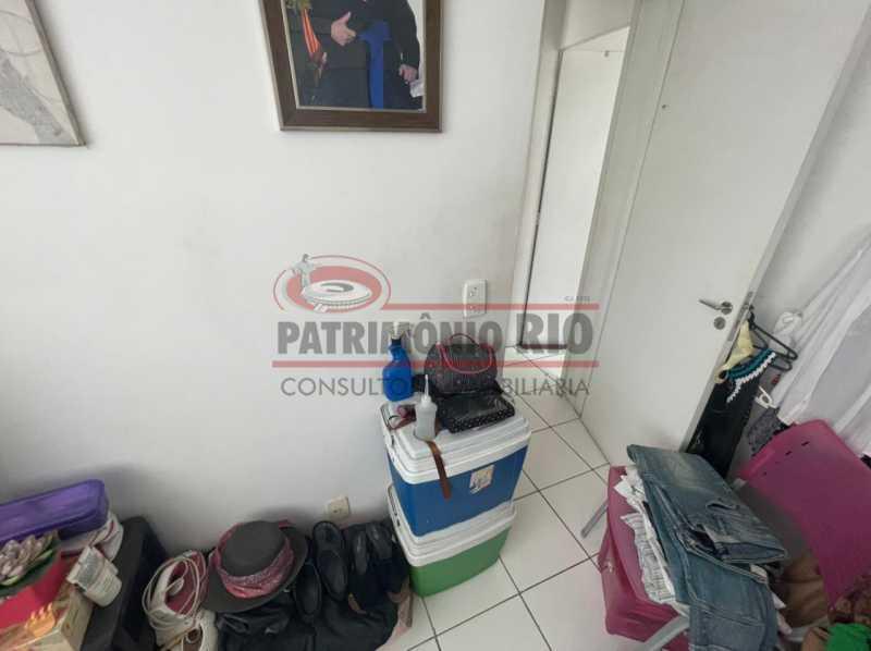 fdc93ad4-23dc-49e9-8ca1-2c1805 - Condomínio Morada Carioca. Excelente apartamento 2quartos com Vaga. - PAAP24436 - 12
