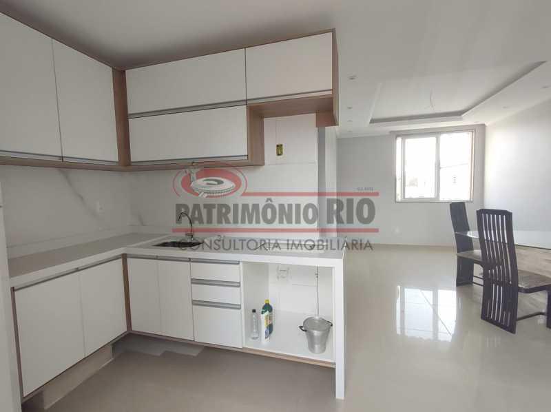 2 - Apartamento, Olaria, 80M², reformado, 2quartos, Financiando - PAAP24439 - 4