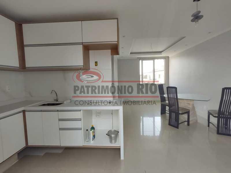 3 - Apartamento, Olaria, 80M², reformado, 2quartos, Financiando - PAAP24439 - 7