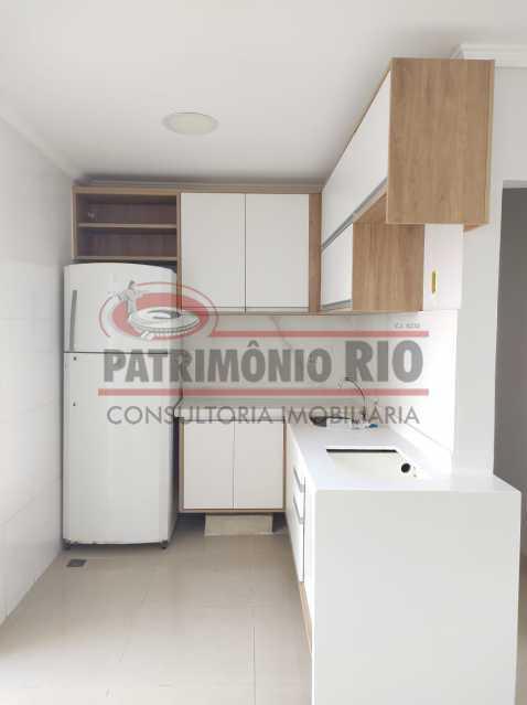 5 - Apartamento, Olaria, 80M², reformado, 2quartos, Financiando - PAAP24439 - 6