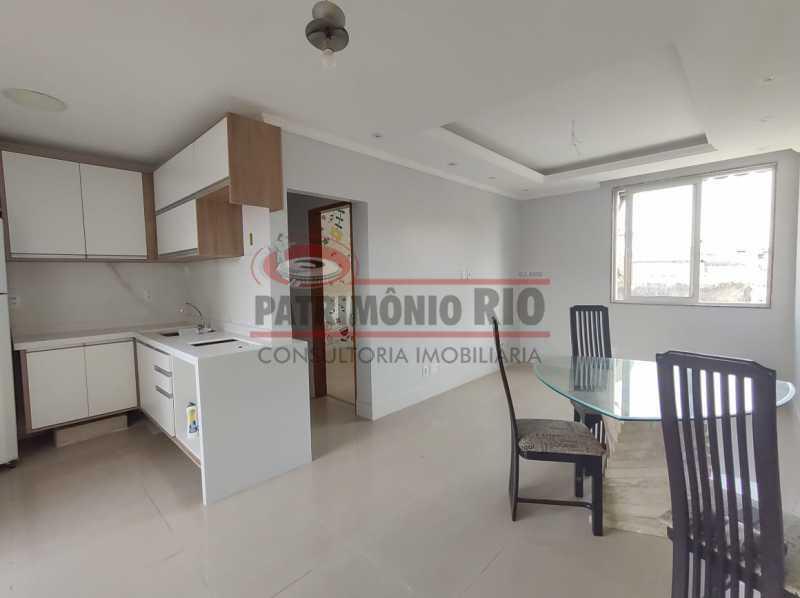 6 - Apartamento, Olaria, 80M², reformado, 2quartos, Financiando - PAAP24439 - 1