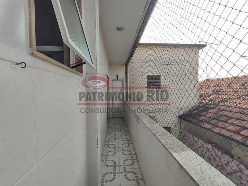 17 - Apartamento, Olaria, 80M², reformado, 2quartos, Financiando - PAAP24439 - 18