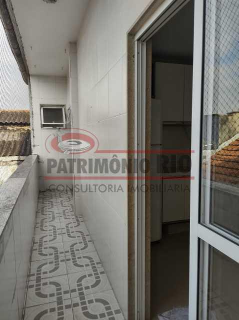 21 - Apartamento, Olaria, 80M², reformado, 2quartos, Financiando - PAAP24439 - 21