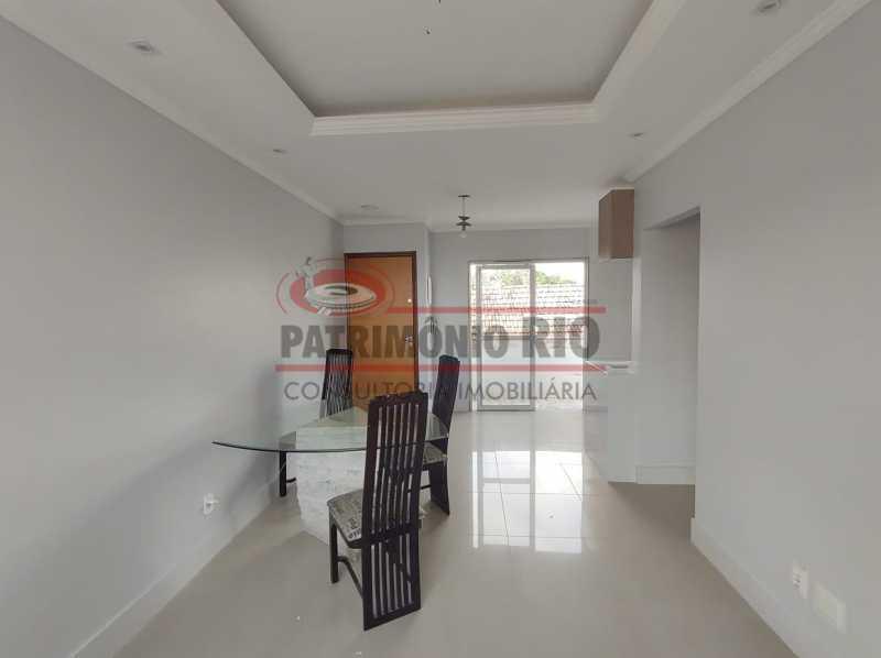 3661980b-0ccd-43fc-bae3-434064 - Apartamento, Olaria, 80M², reformado, 2quartos, Financiando - PAAP24439 - 3