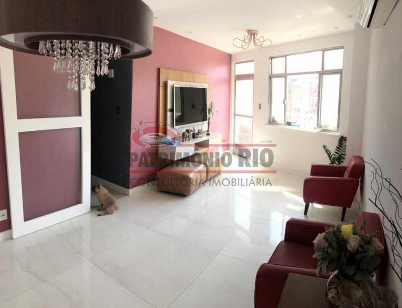 WhatsApp Image 2021-06-12 at 1 - Apartamento com 125m² ao Lado Shopping Carioca. - PAAP31141 - 1