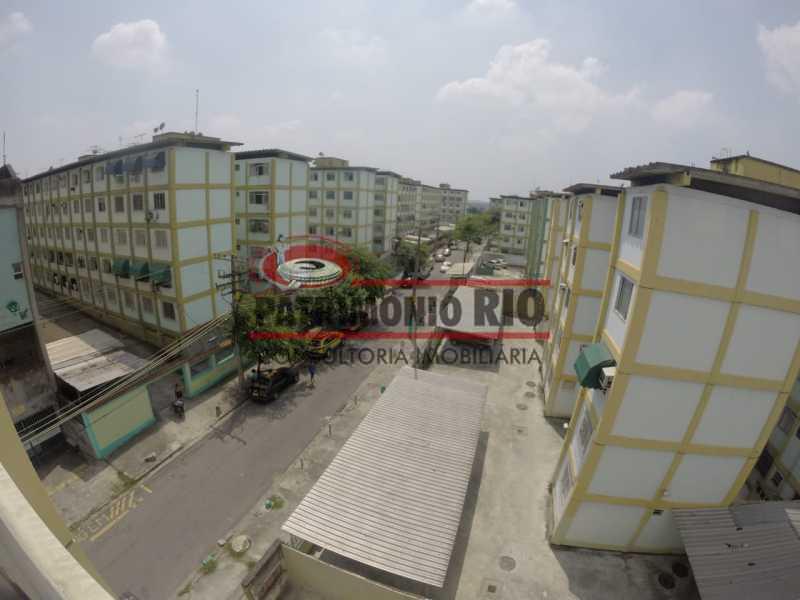 PJ13 - Apartamento Térreo em Coelho Neto - PAAP24453 - 20