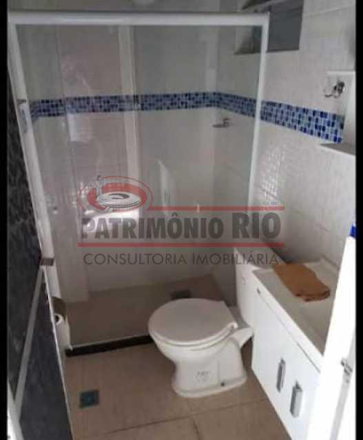 PJ20 - Apartamento Térreo em Coelho Neto - PAAP24453 - 17