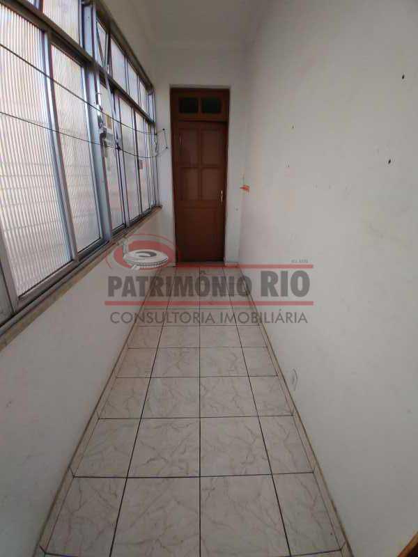 20210616_112031 - Espaçoso em Ramos. Varanda, 2 quartos. Ac. Financiamento. - PAAP24454 - 19