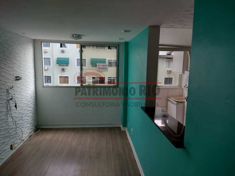 WhatsApp Image 2021-06-16 at 1 - Apartamento no Rouxinois. Entrar e Morar!!! - PAAP24456 - 1