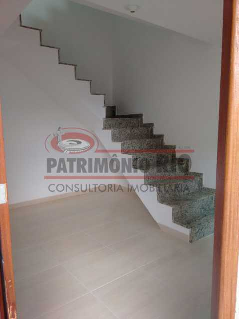 4. - Excelente Casa em Olaria em condomínio Fechado, 1º Locação com 2salas, 2qtos e Vaga. - PACN20143 - 5