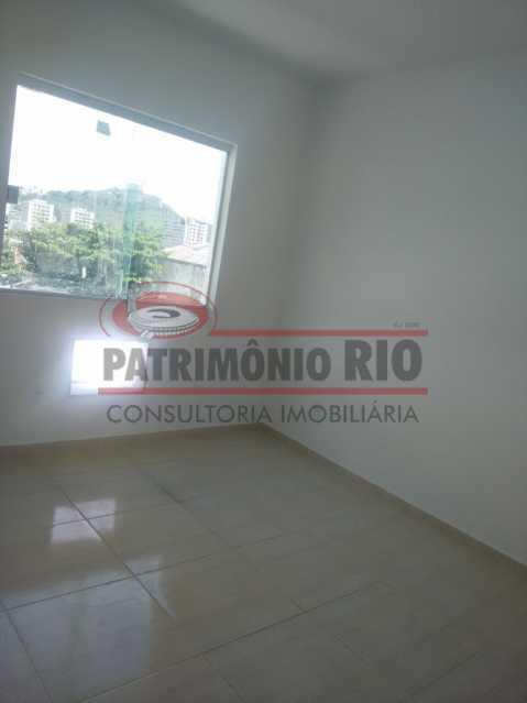 6. - Excelente Casa em Olaria em condomínio Fechado, 1º Locação com 2salas, 2qtos e Vaga. - PACN20143 - 7