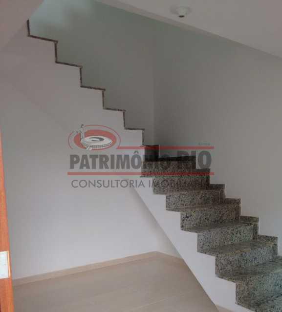 8. - Excelente Casa em Olaria em condomínio Fechado, 1º Locação com 2salas, 2qtos e Vaga. - PACN20143 - 9