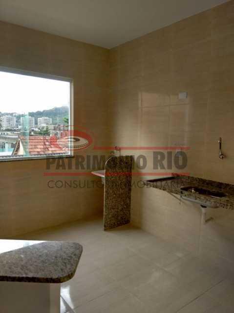 9. - Excelente Casa em Olaria em condomínio Fechado, 1º Locação com 2salas, 2qtos e Vaga. - PACN20143 - 10