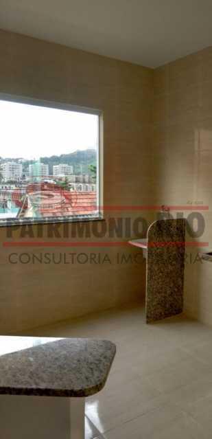 10. - Excelente Casa em Olaria em condomínio Fechado, 1º Locação com 2salas, 2qtos e Vaga. - PACN20143 - 11
