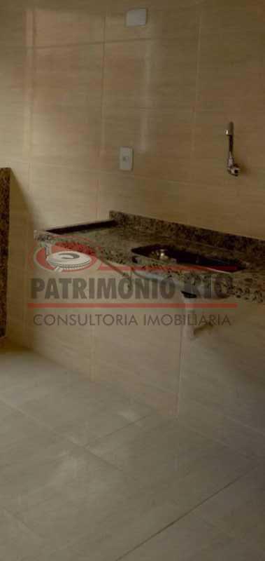 11. - Excelente Casa em Olaria em condomínio Fechado, 1º Locação com 2salas, 2qtos e Vaga. - PACN20143 - 12