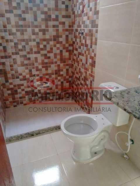 12. - Excelente Casa em Olaria em condomínio Fechado, 1º Locação com 2salas, 2qtos e Vaga. - PACN20143 - 13