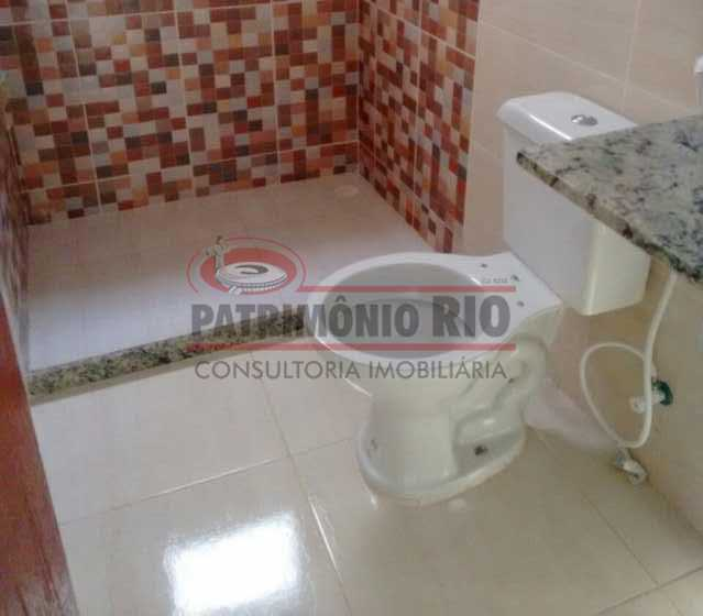 13. - Excelente Casa em Olaria em condomínio Fechado, 1º Locação com 2salas, 2qtos e Vaga. - PACN20143 - 14