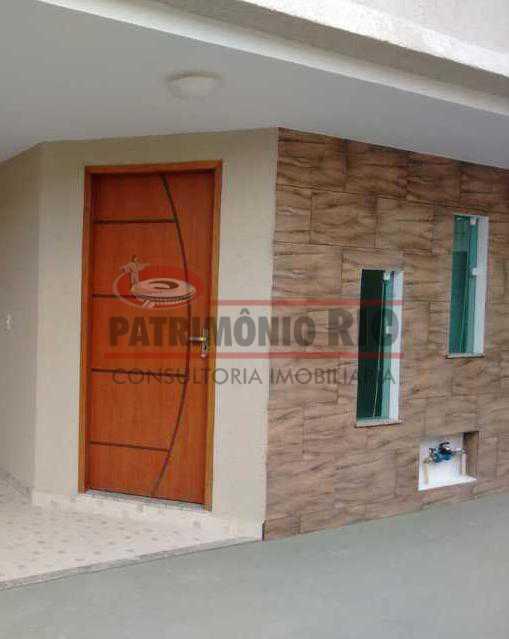 14. - Excelente Casa em Olaria em condomínio Fechado, 1º Locação com 2salas, 2qtos e Vaga. - PACN20143 - 15