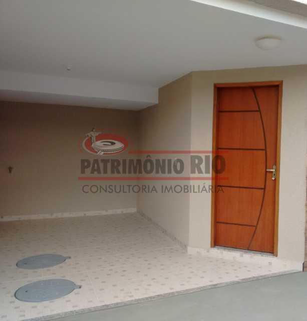 15. - Excelente Casa em Olaria em condomínio Fechado, 1º Locação com 2salas, 2qtos e Vaga. - PACN20143 - 16